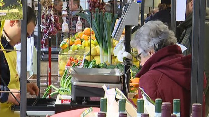 mercato agricolo Porta Romana