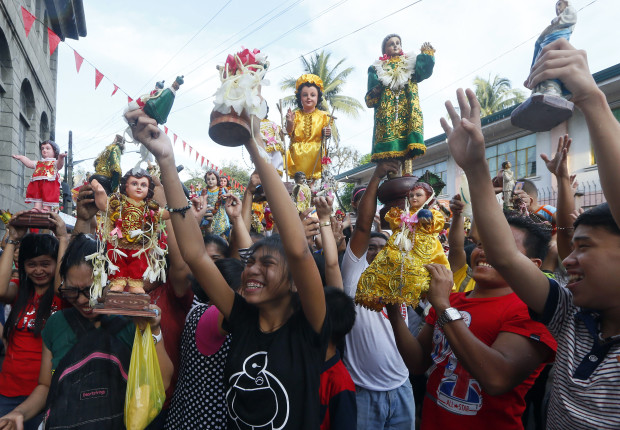 Philippines Religious Festival