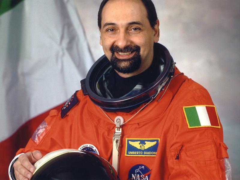 Umberto Guidoni astronauta