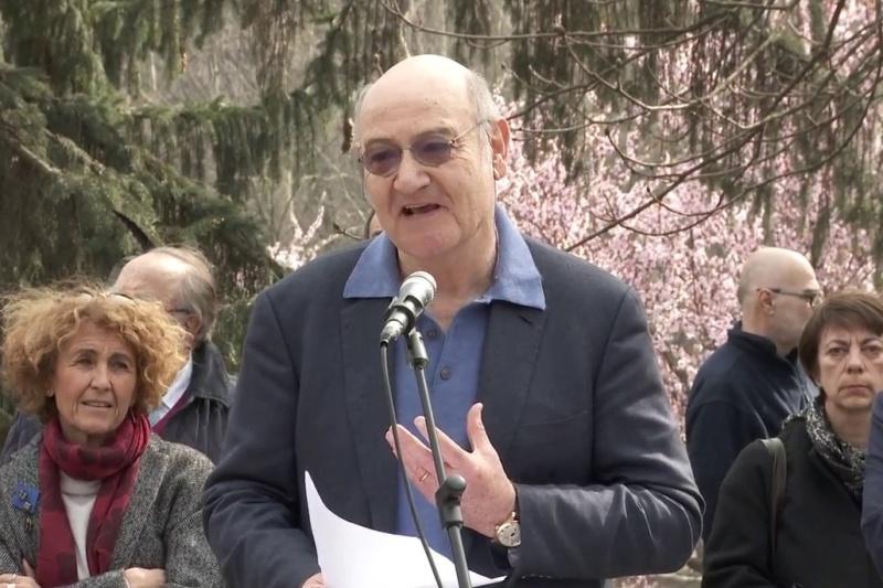 Gabriele Nissim al Monte Stella
