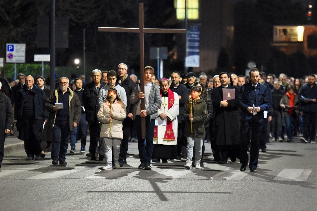 Via Crucis Milano 2019