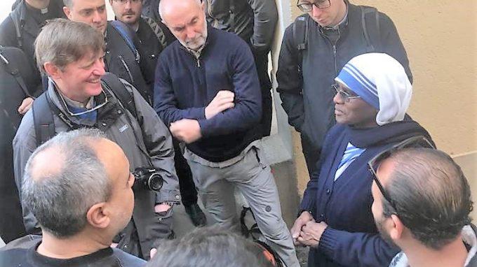 A Mukattam dalle Suore di Madre Teresa