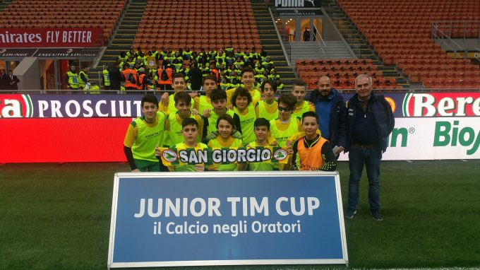 Junior Tim Cup