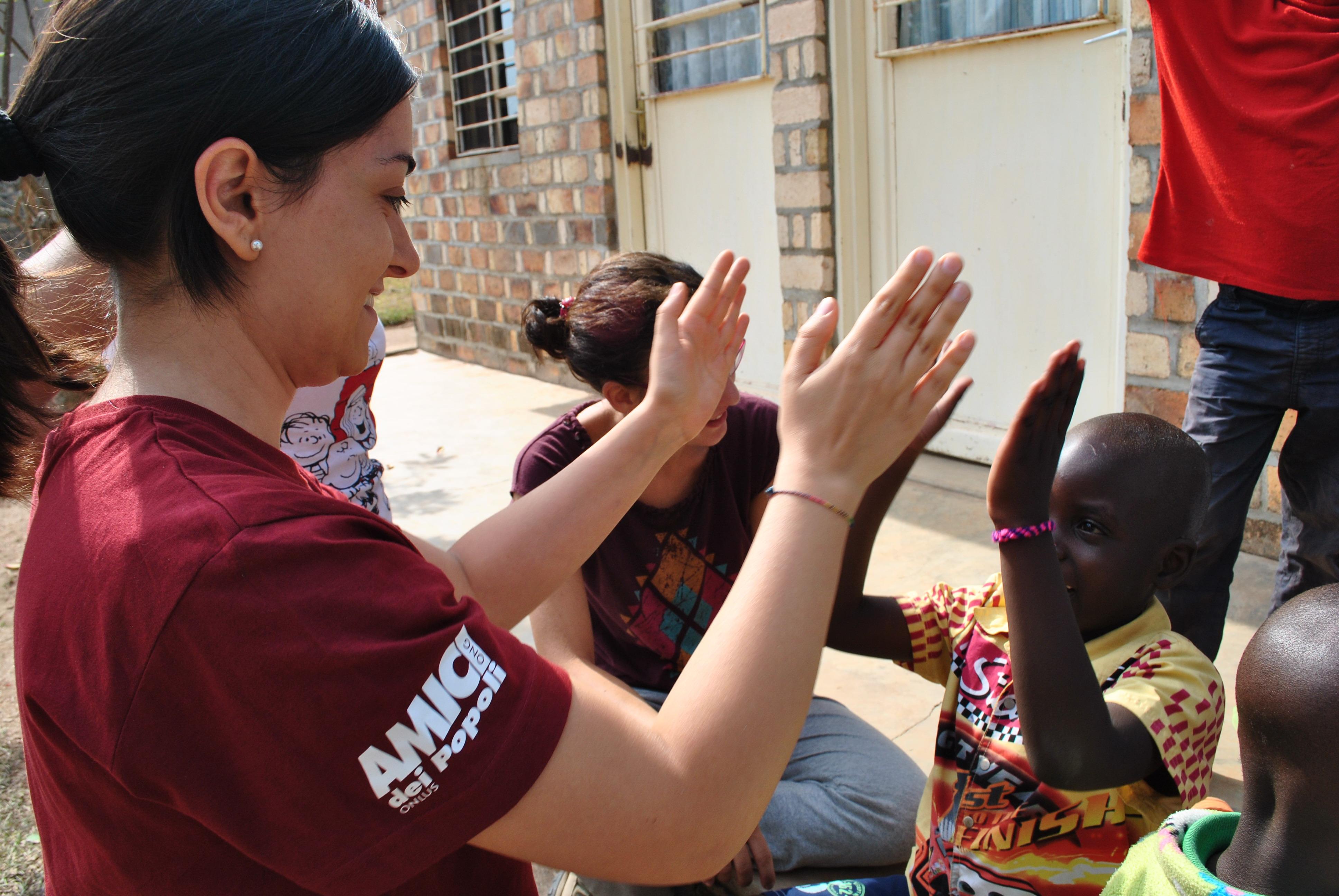 Rwanda Esperienza estiva