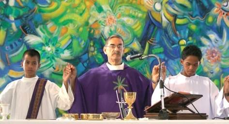 Padre Nevio Viganò