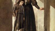 18 - Teresa porta la prima orfana a casa