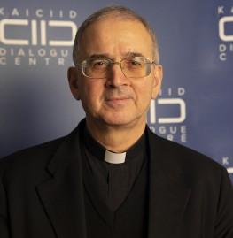 Monsignor Khaled Akasheh