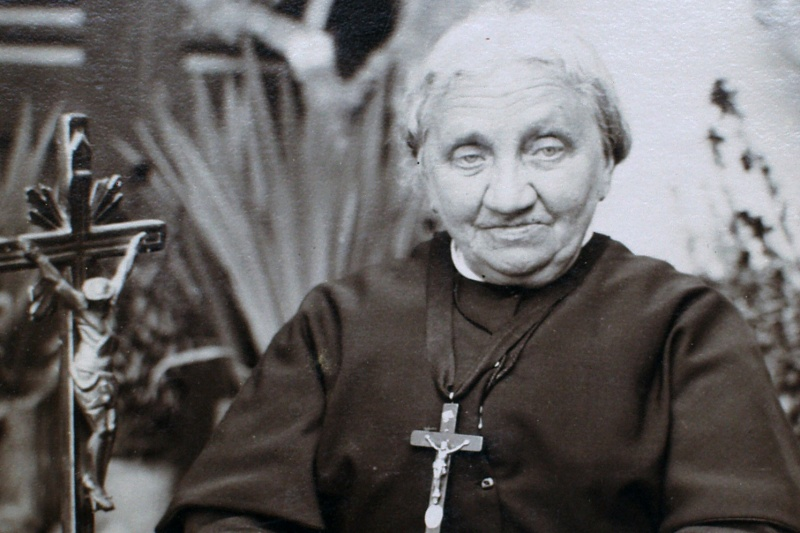 Madre Teresa Gabrieli ----- Cropped