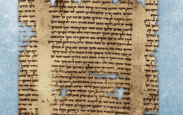 Calendario Liturgico Qumran.La Letteratura Delle Grotte Di Qumran