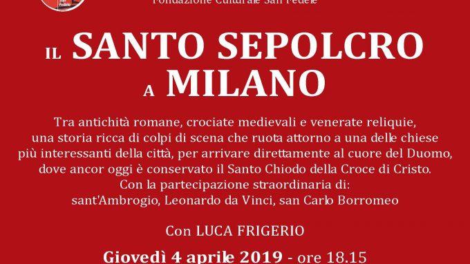 Santo Sepolcro_San Fedele_2019