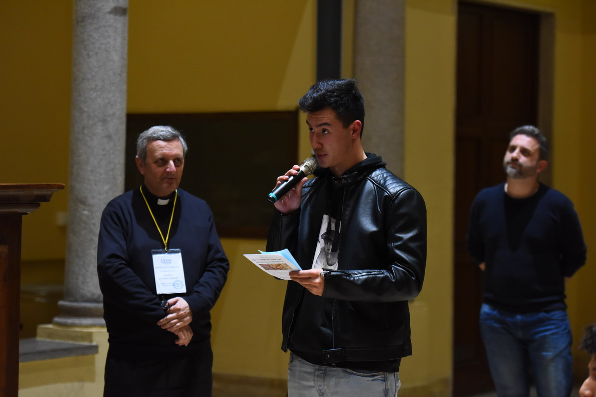 incontro catecumeni delpini 2019 ADMC