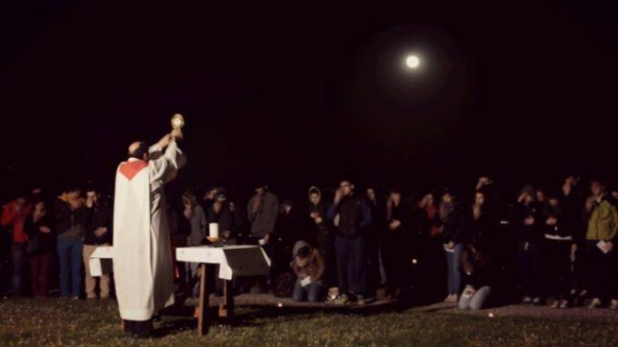 notte degli ulivi benedizione Cropped