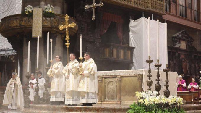 pontificale pasqua 2019 AABL