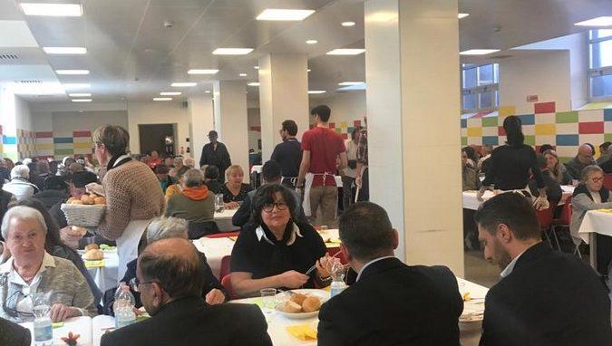 pranzo pasqua opera cardinal ferrari AAED