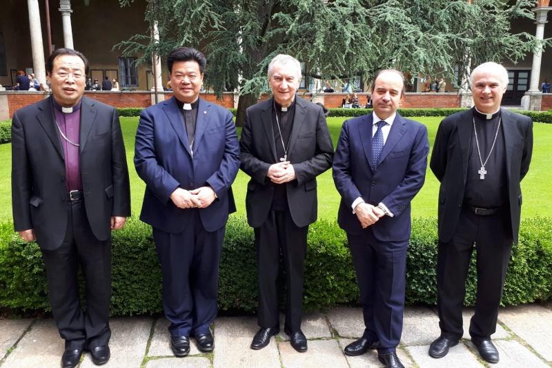 Foto vescovi cinesi Cattolica