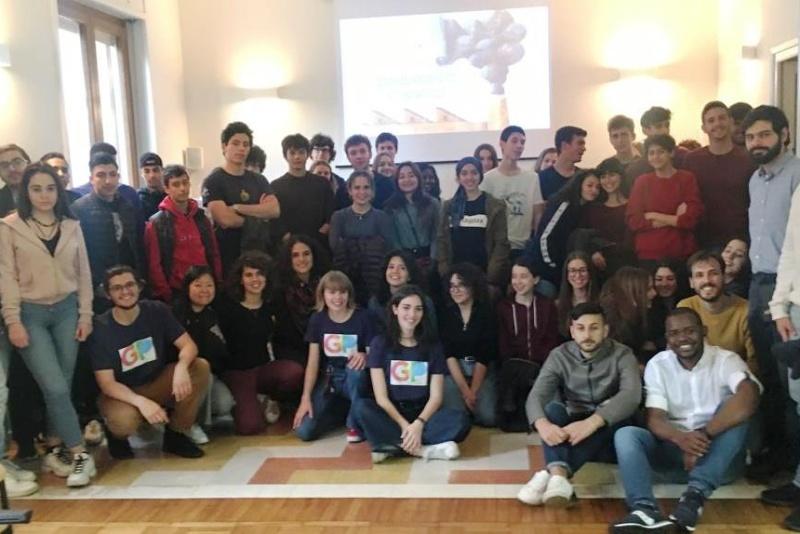 Giovani per la Pace - 1 Cropped