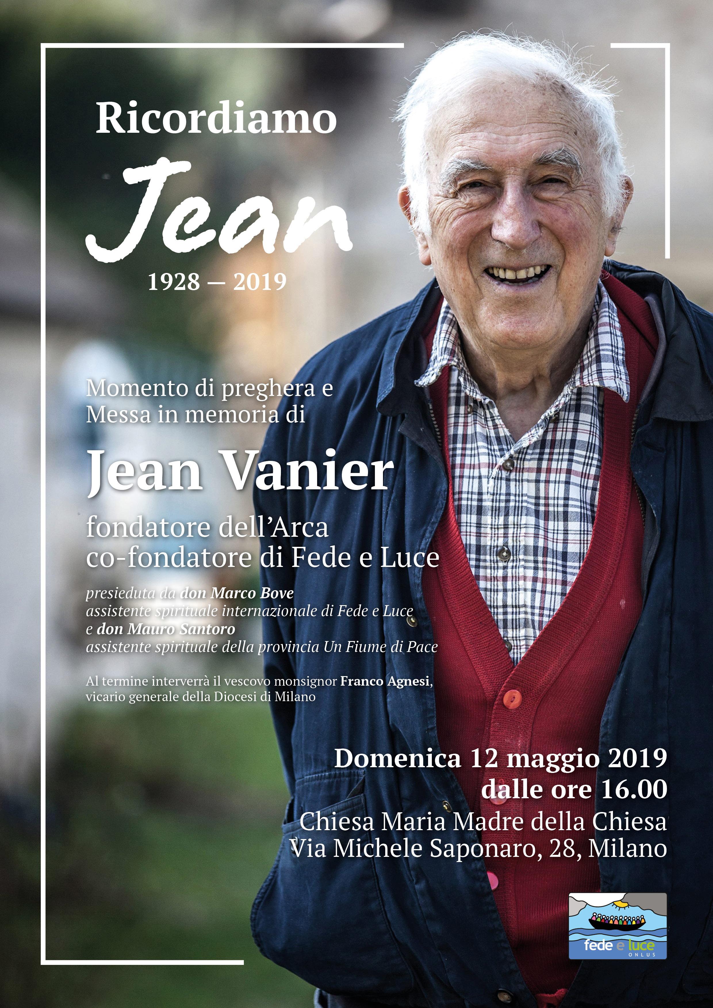 Manifesto Jean - Milano