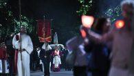 Fatima San Giuseppe della Pace processione aux flambeaux