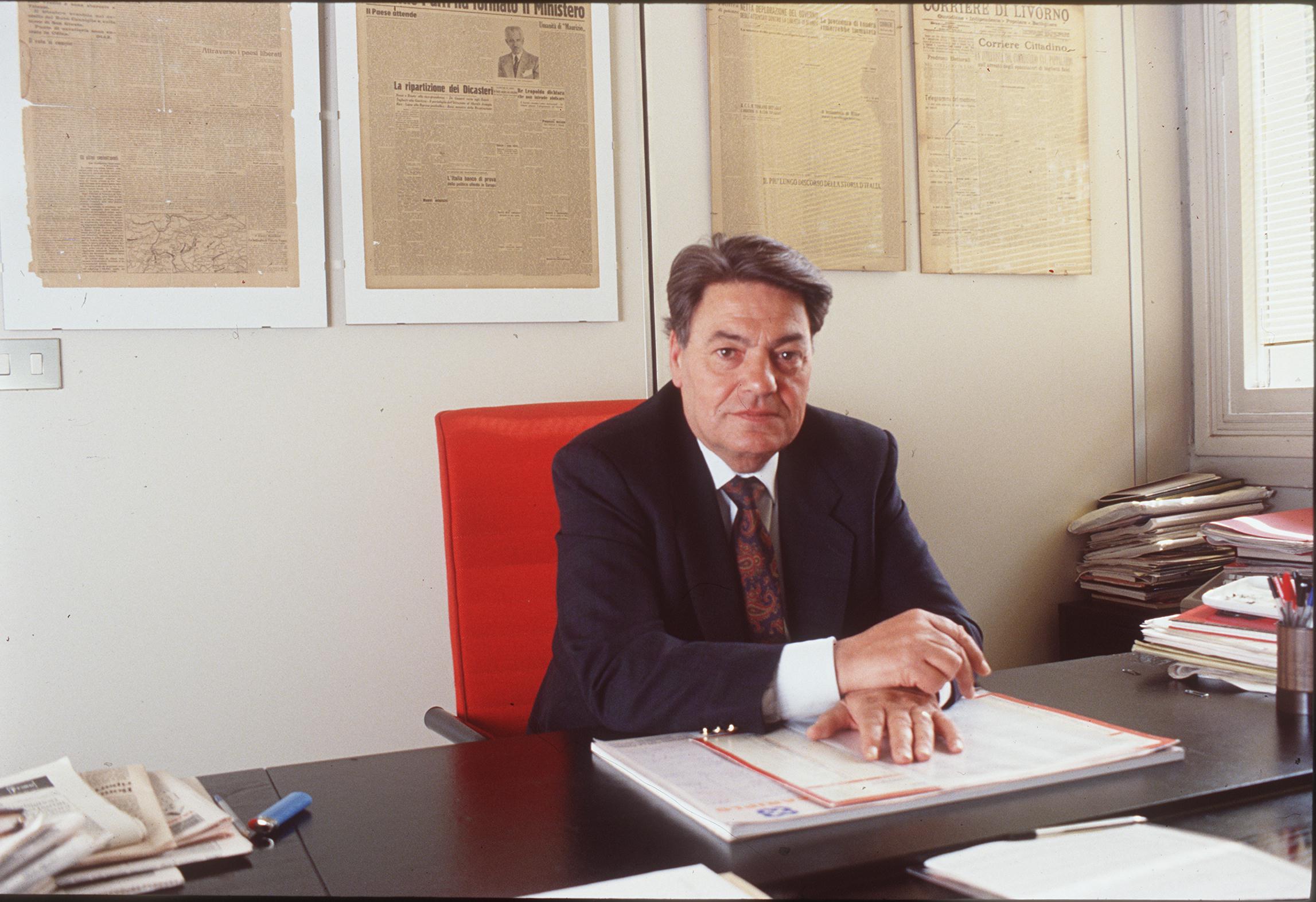 dott. luigi de fabiani giornalista