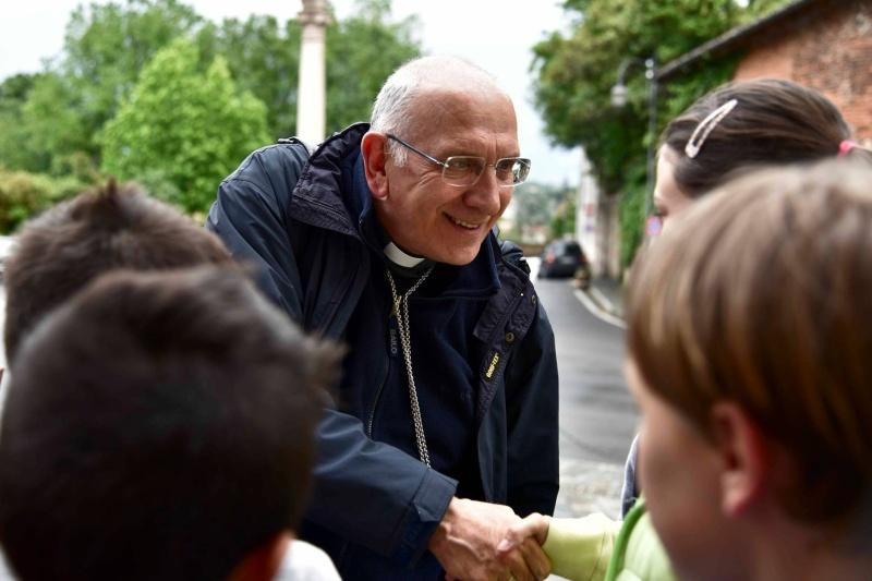Monsignor Franco Agnesi