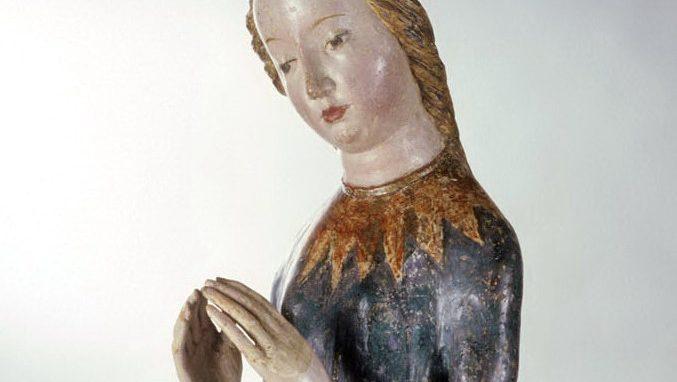 72/135 Maria im Ährenkleid