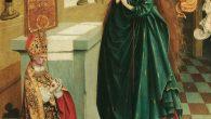 Maria als Tempeljungfrau im Ährenkleide