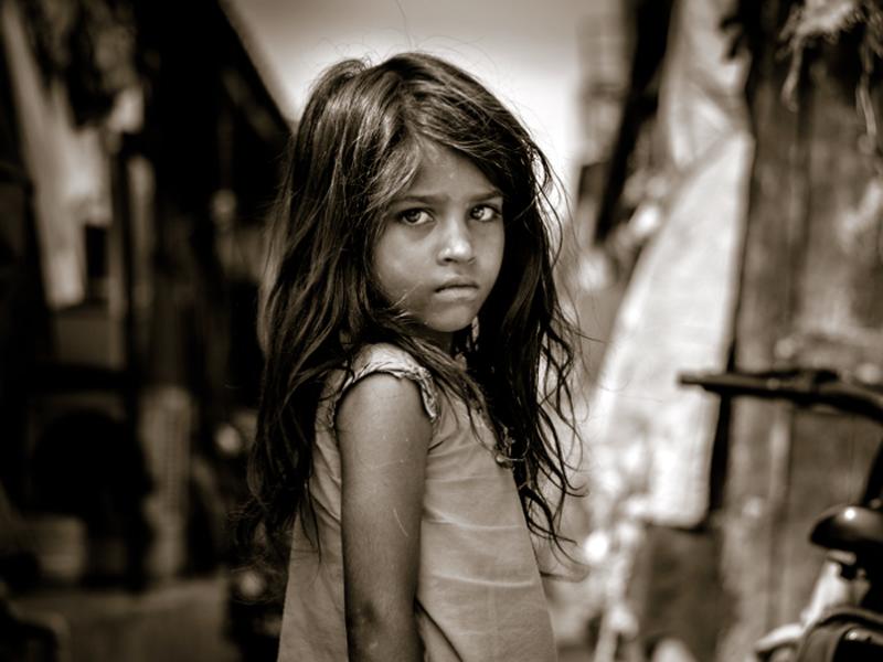 Brasile bambina