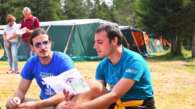 delpini campeggi aosta 2019 AAAI
