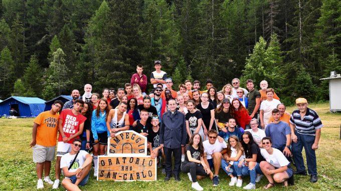 delpini campeggi aosta 2019 AAAT