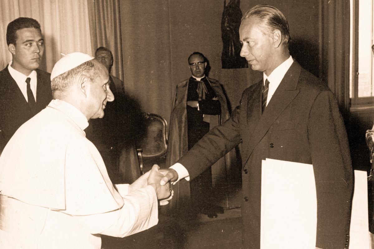 papa paolo VI - giovanni battista montini