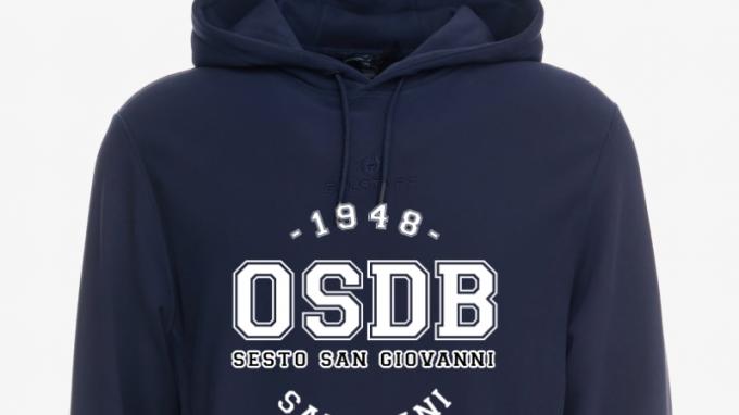 Felpa OSDB Cropped