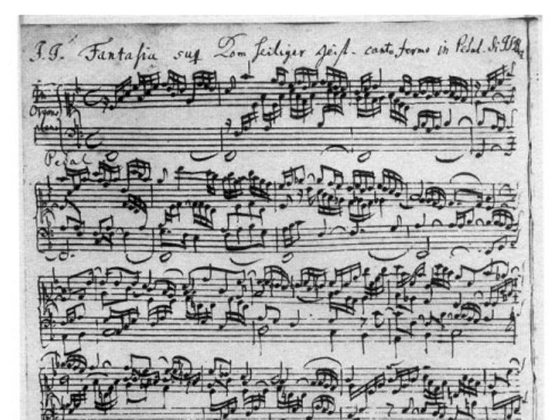 Orgelwerke-BWV651