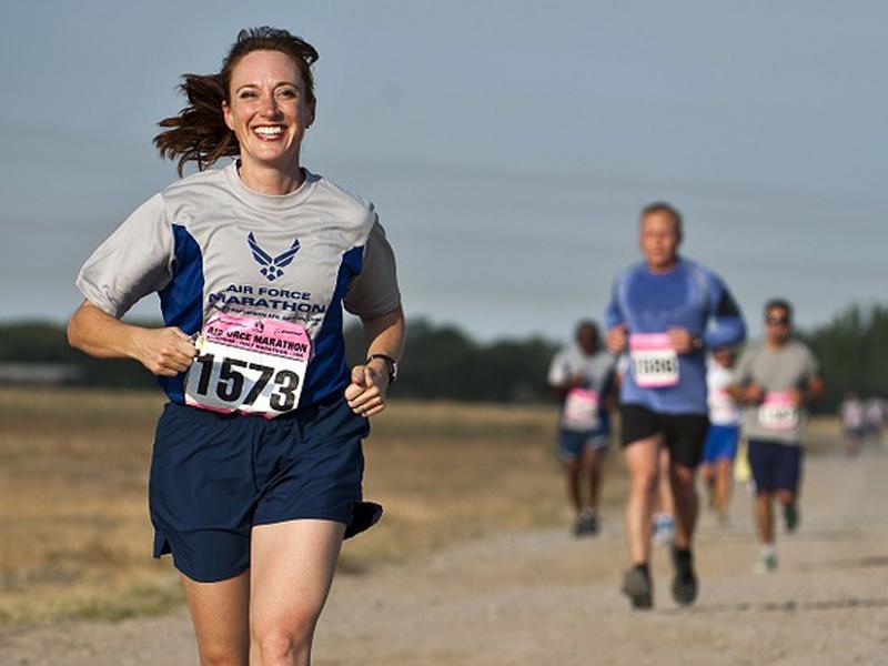 runner corsa camminata