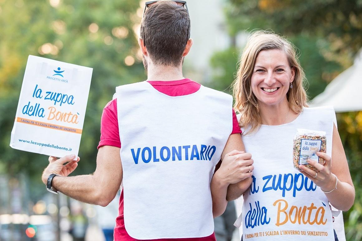 volontari per Zuppa della Bontà_Progetto Arca_3 Cropped