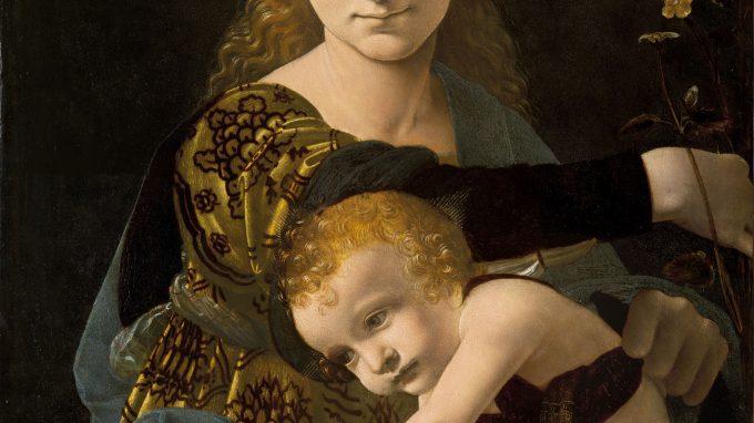 2. Museo Poldi Pezzoli Boltraffio Madonna col Bambino