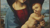 5. Glean Head (NY), Collezione de Navarro Marco d'Oggiono Madonna col Bambino (Madonna delle violette)