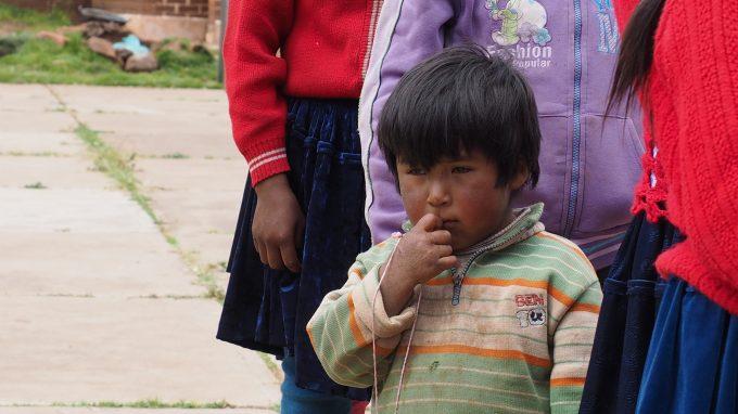 Un bimbo boliviano