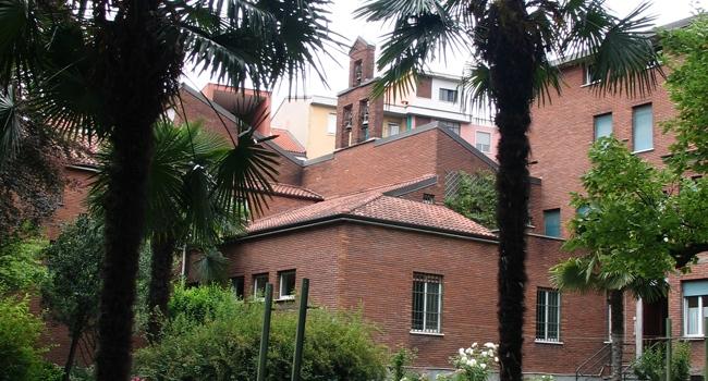Milano-Clarisse-del-monastero-Santa-Chiara