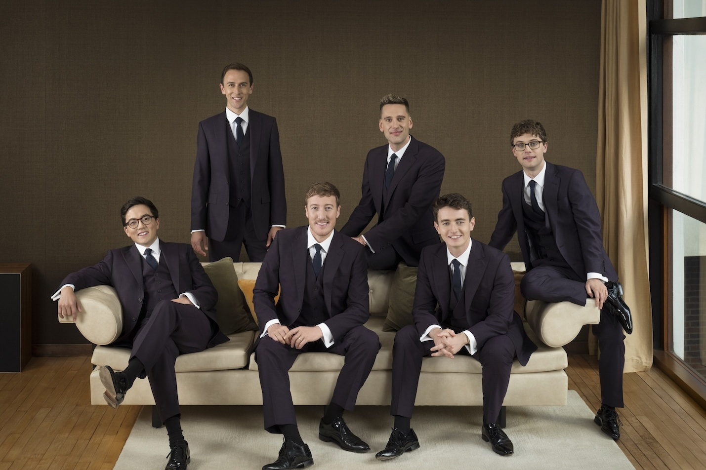 The King's Singers_2Light©Rebecca Reid copia