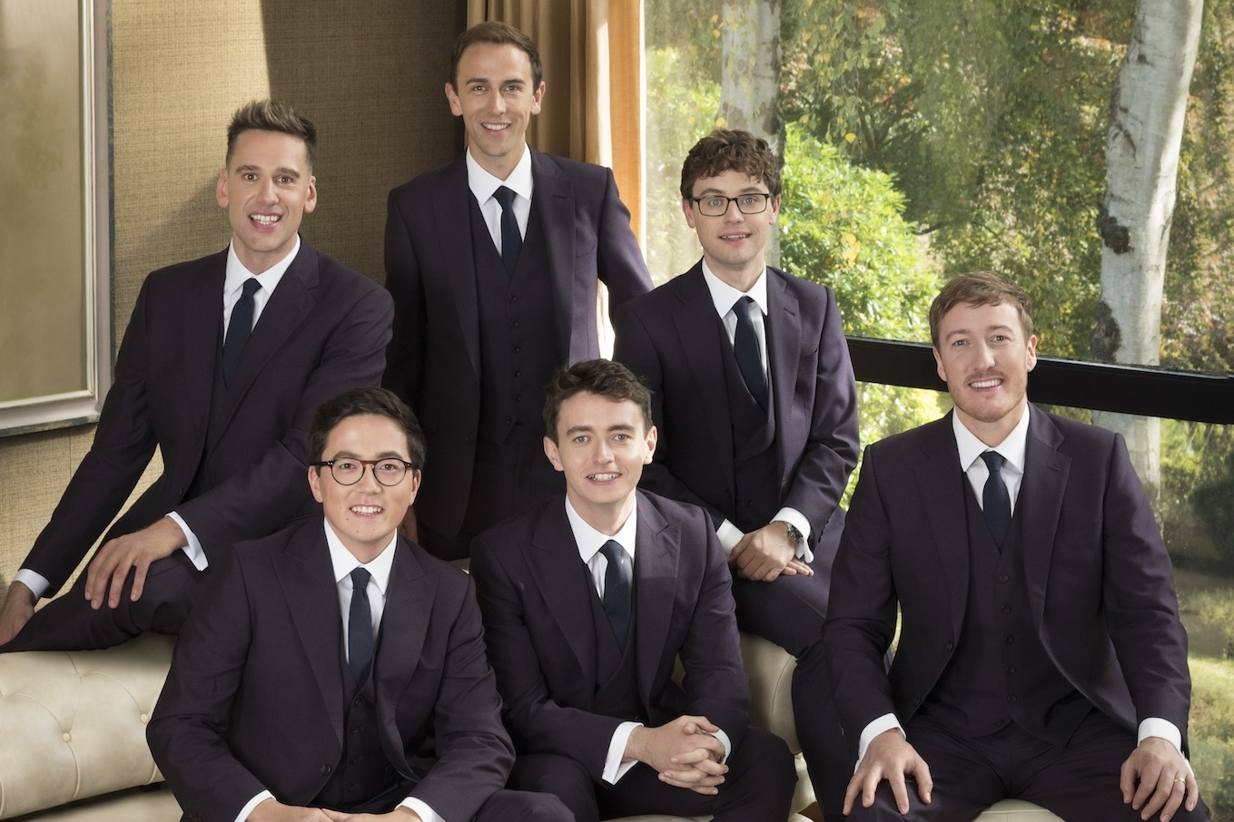 The King's Singers_4 LIGHT© Rebecca Reid Cropped