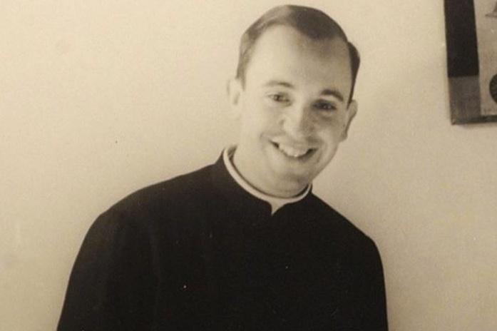 Bergoglio giovane