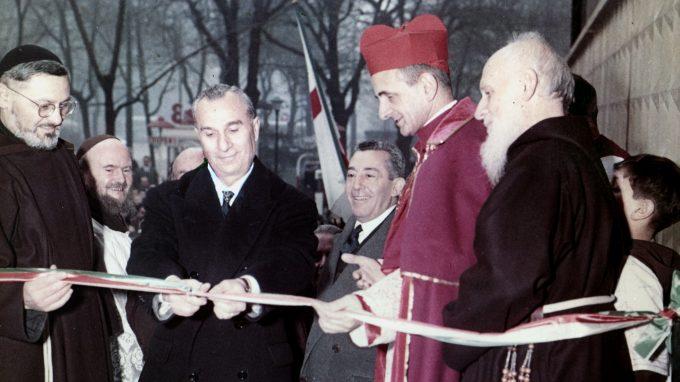 Inaugurazione Mensa Concordia 1959 Cropped
