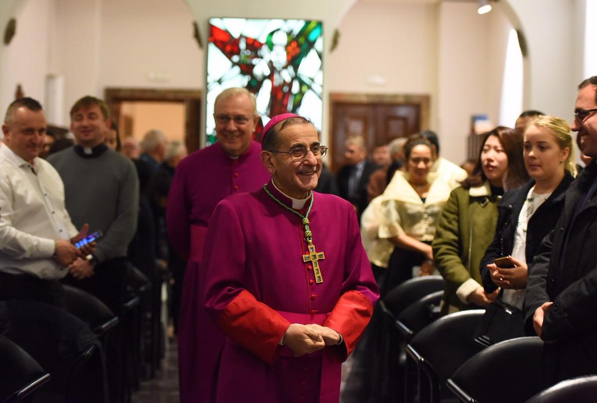 rappresentanti comunità cattoliche lingua estera AOCZ