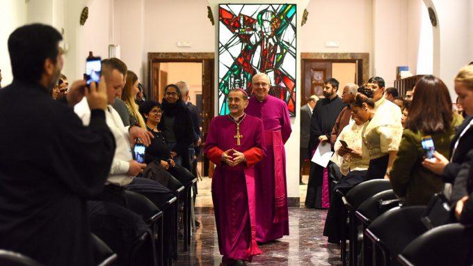 rappresentanti comunità cattoliche lingua estera AODA