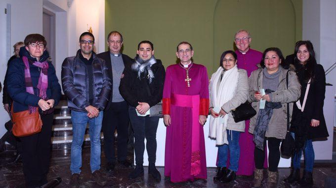 rappresentanti comunità cattoliche lingua estera AODB
