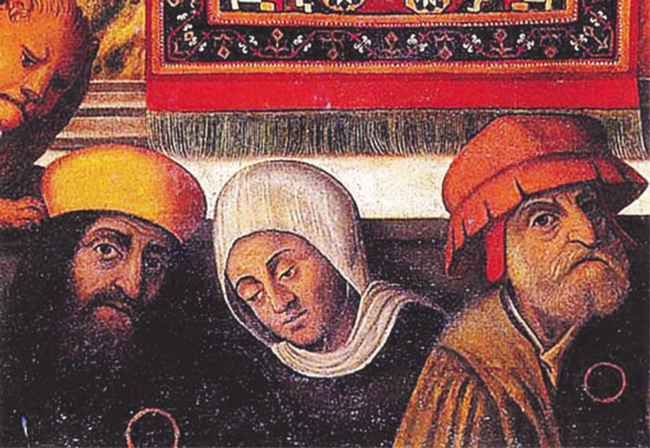 La famiglia del mercante ebreo Daniel Norsa