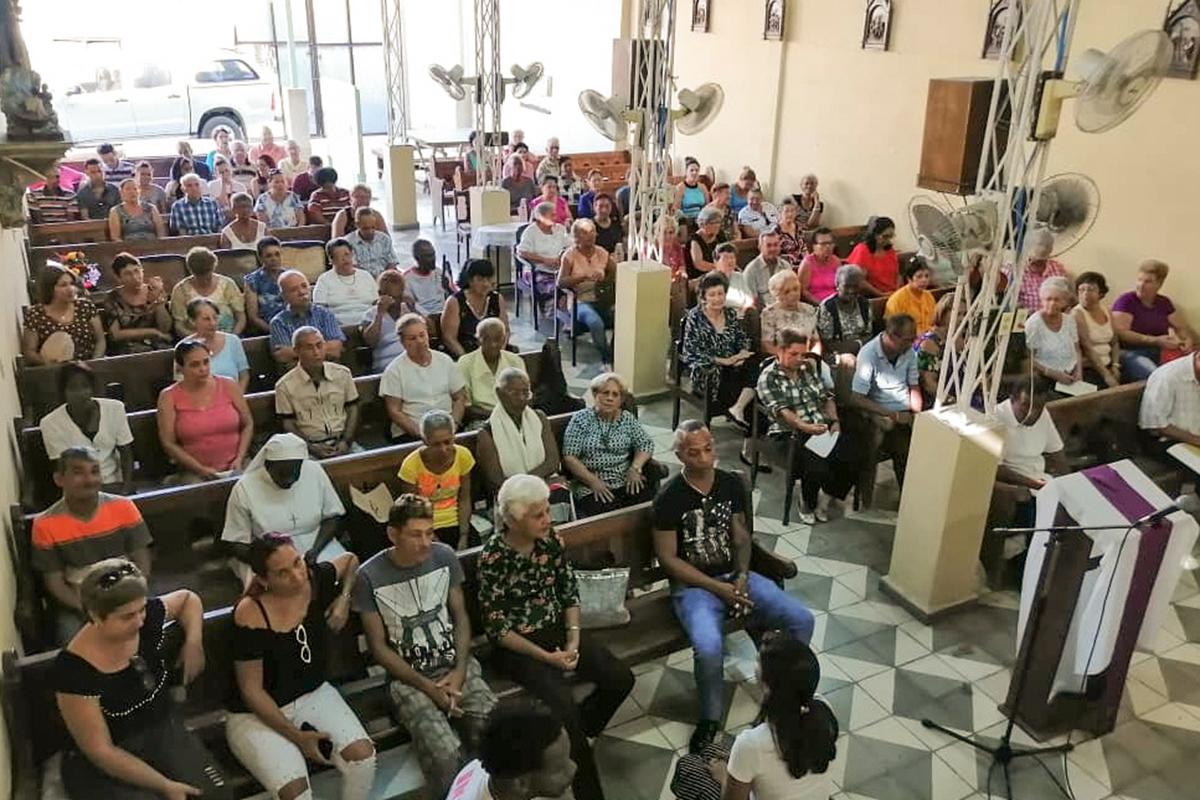 Parrocchia di Palma Soriano. Assemblea parrocchiale Cropped