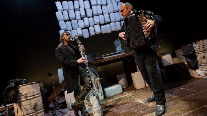 Angelo Baselli e Gianluca Casadei (foto Massimo Battista)