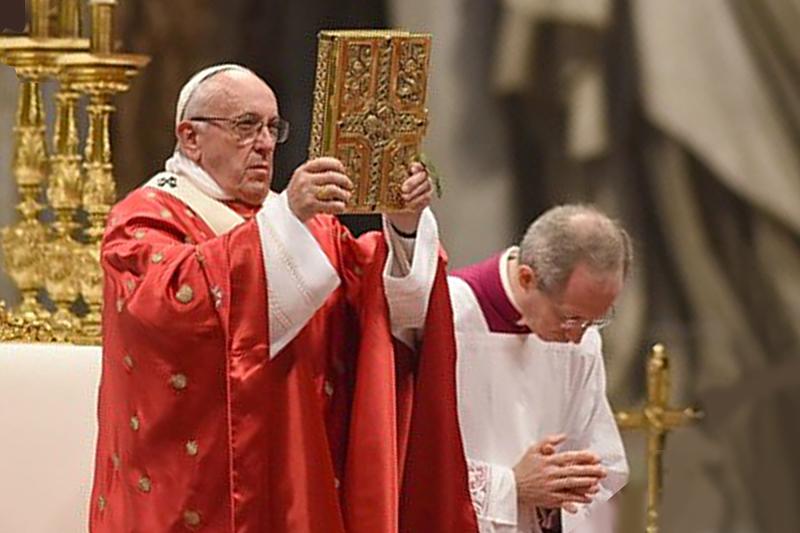 papa Francesco Parola
