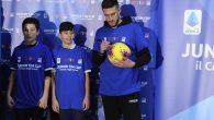 Junior TIM Cup Milano Biraghi pallone